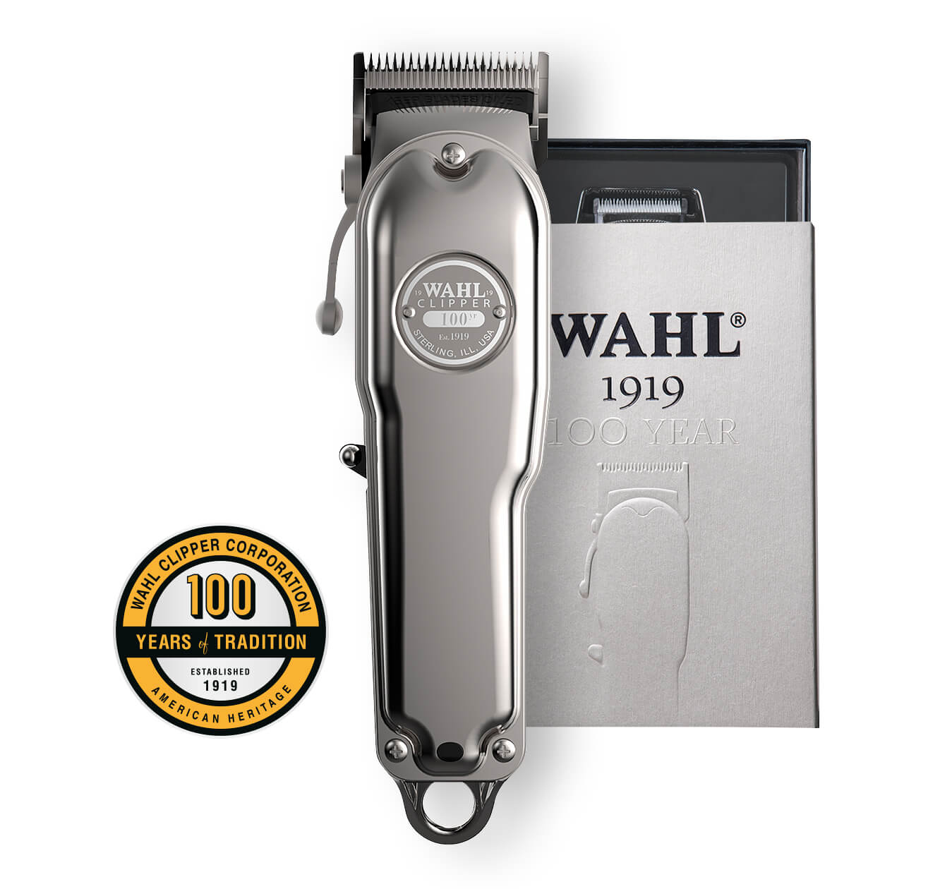 wahl 1919 anniversary clipper
